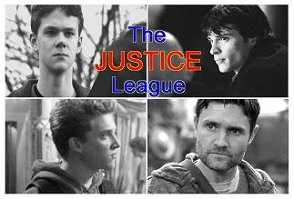 'Agents of Justice', 'Justice League', and Jordan Cross from 'Hereafter' (49 collages)